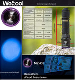 Weltool M2-OL UV 365nm (Even-beam)