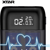 XTAR PB2S Portable Battery Charger & Power Bank QC3.0 & PD3.0