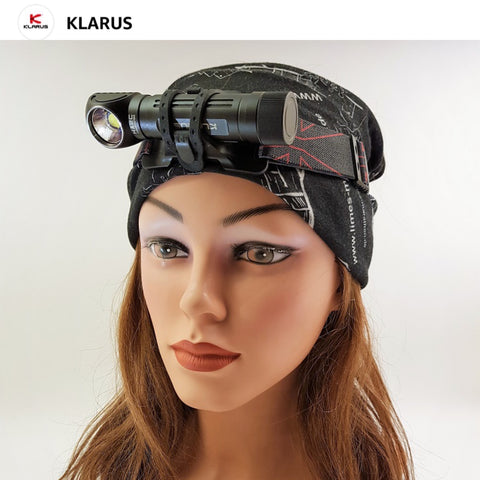 Klarus HA2C Multifunction Headlamp 3200LMS 4970CD 141M