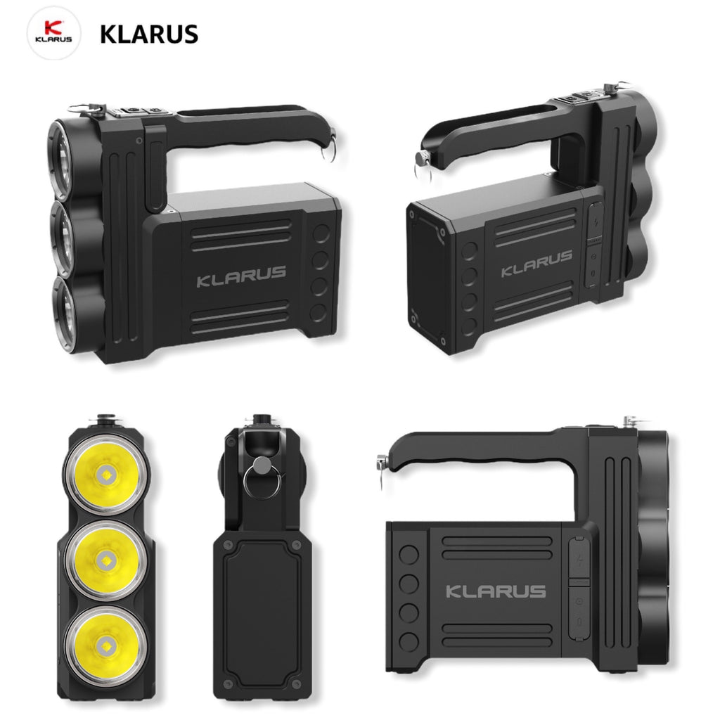 Klarus RS80GT Searchlight