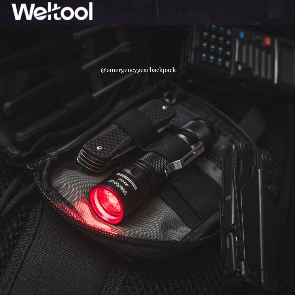 Weltool M7-RD Red Light (625nm)