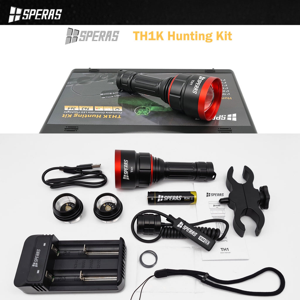 SPERAS TH1K Hunting Kit