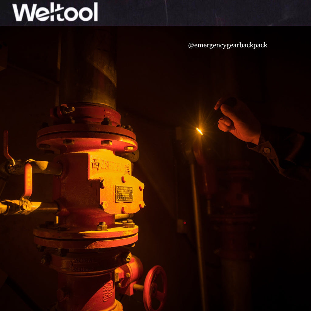 Weltool M7-AM Amber Light (590nm)
