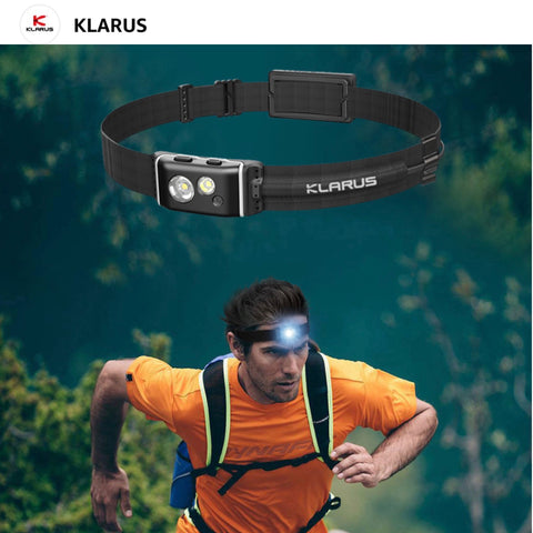Klarus HR1 Plus Cross-Country Racing Headlamp