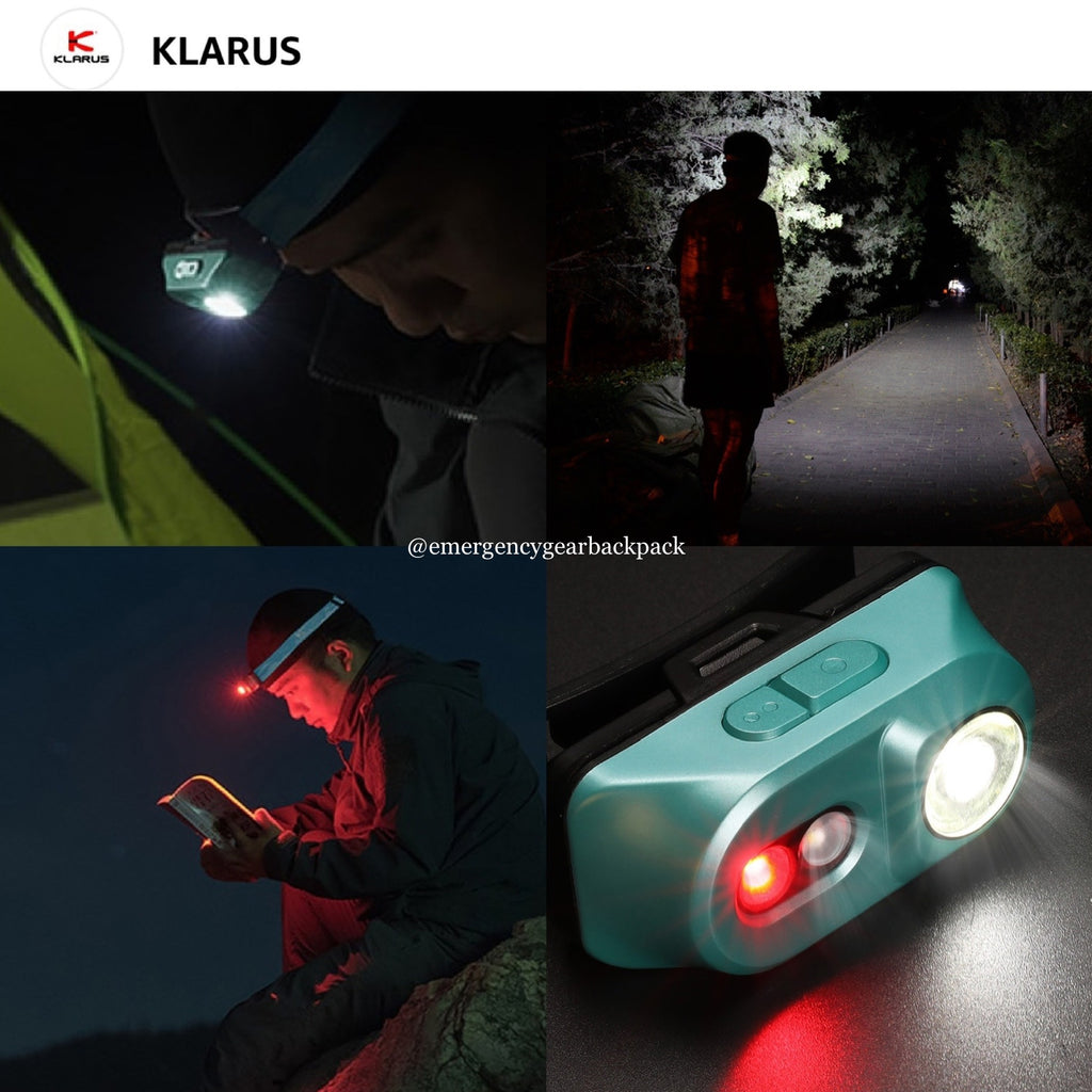 Klarus H1A-PL Headlamp