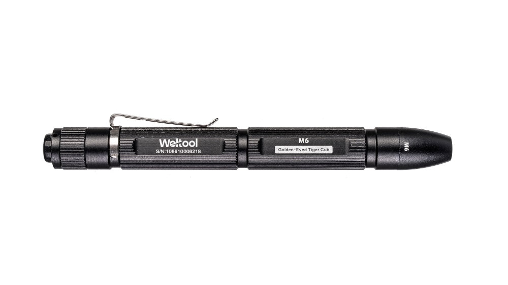 Weltool M6 Penlight
