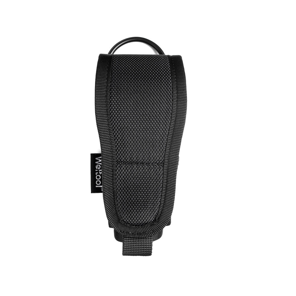 Weltool FH6 Semi-closed Nylon Flashlight Holster With Velcro Closure