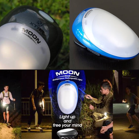 XTAR MOON RC2 Portable Flashlight