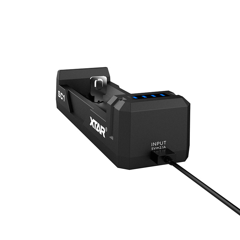 XTAR SC1 2A Fast Charging Charger
