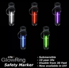 Clear Nite GlowRings - Safety Marker