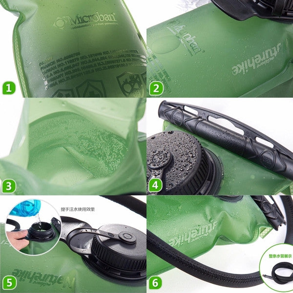 NatureHike Water Bag 3L PEVA