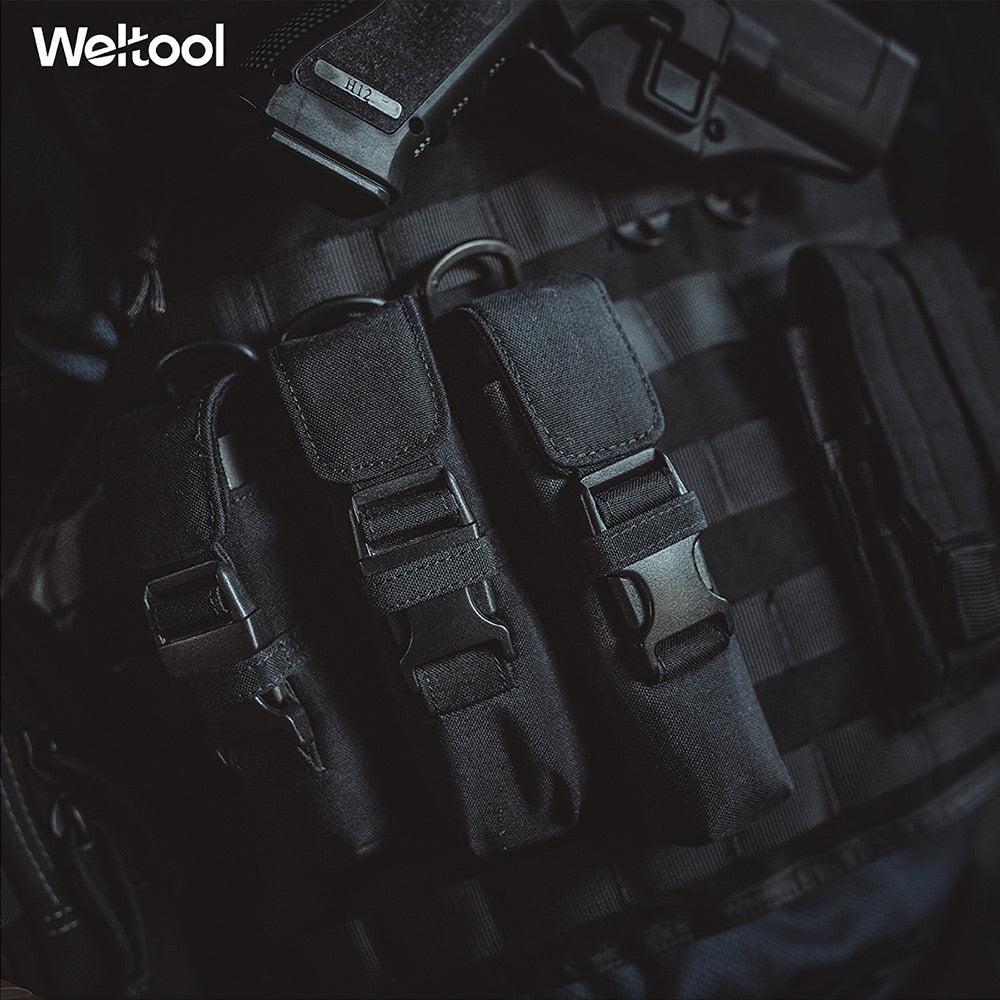 Weltool FH5 Tactical CORDURA Flashlight Holster