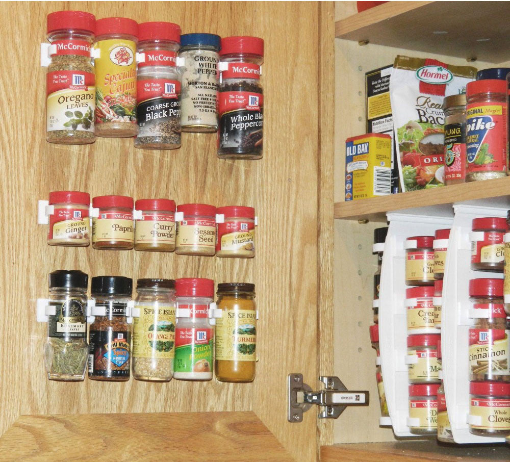 Get Everything Organized In Your Kitchen So That You Have An Easy Time In There