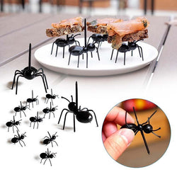 Cute Mini Ant Dessert Forks