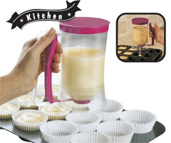 Cupcake Batter Cream Dispenser