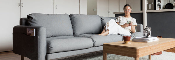 Designing the All Day Sofa