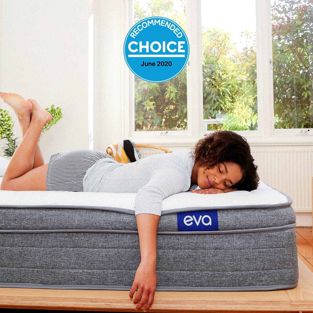 Eva Mattress Choice Recommended