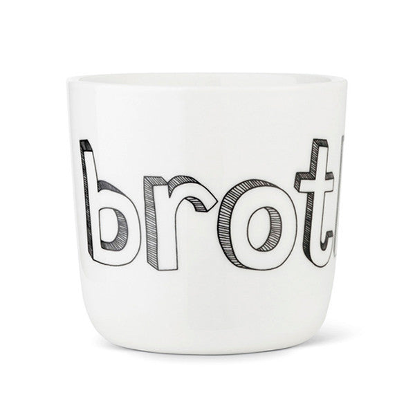 Brother cup