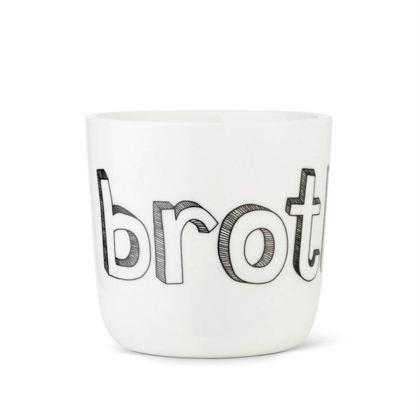 Brother cup - small