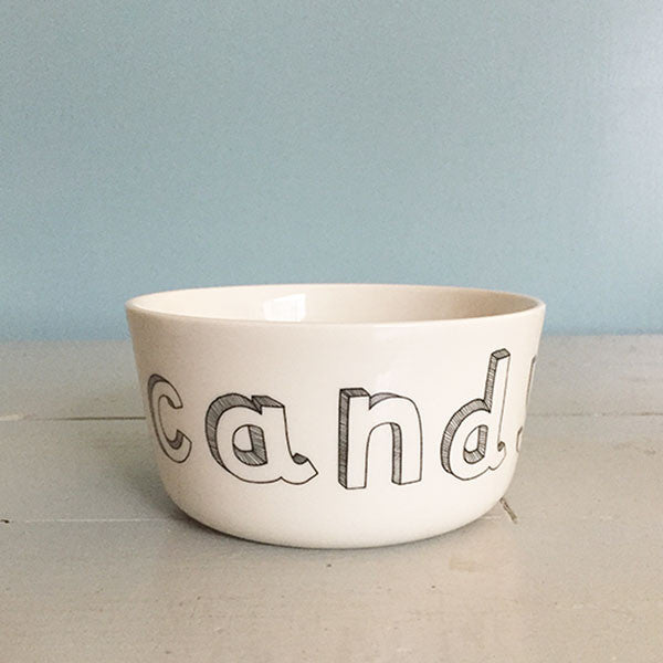 bowl for candy - medium