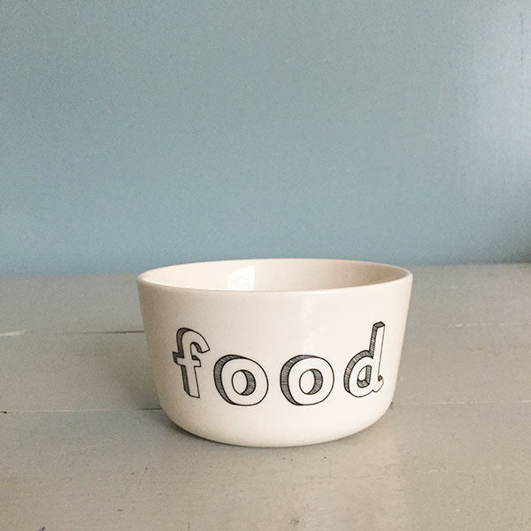 Bowl for food