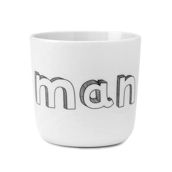 Man cup