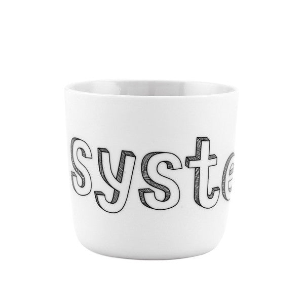 Syster cup - small