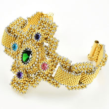 Art Deco Tutti Frutti Bracelet<BR> Sunday, March 21st, 10-4 PST