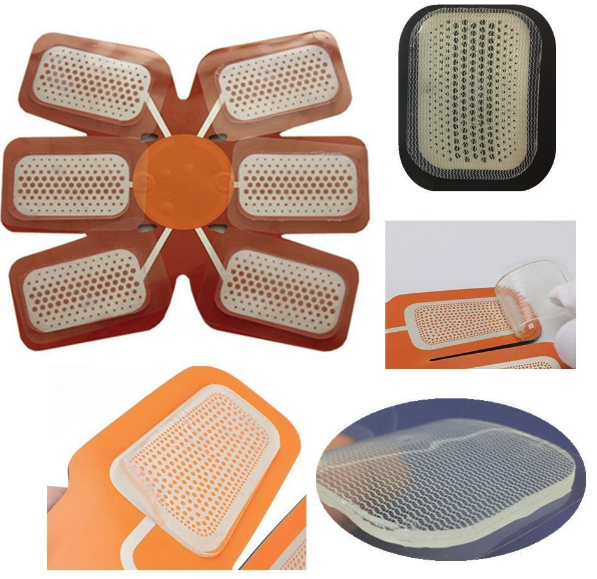 10Pcs Ultimate ABS Stimulator Replacement Pads