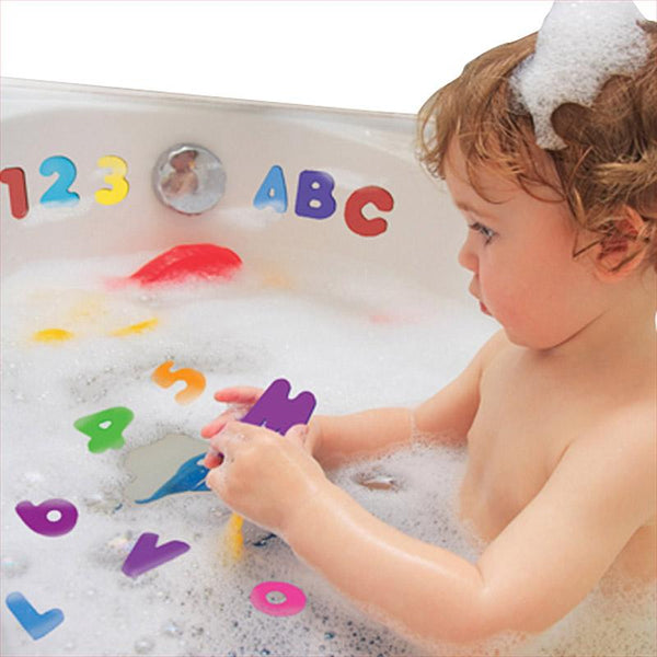 Baby Bath ABC Water Toy