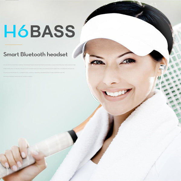 High Quality Bluetooth Earphone Wireless Sport Running Headset With Mic