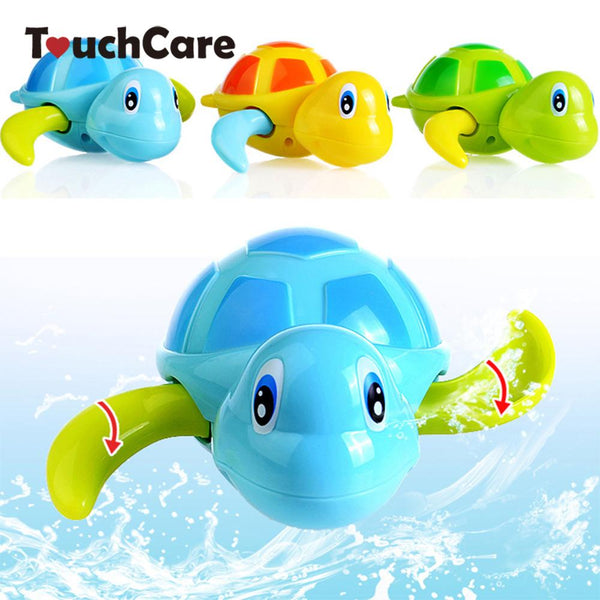 Cute Cartoon Animal Tortoise Baby Bath Toy for newborn
