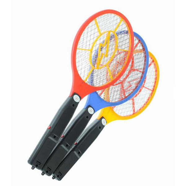 Mosquito Nets Swatter Bug Insect Electric Fly Zapper Killer