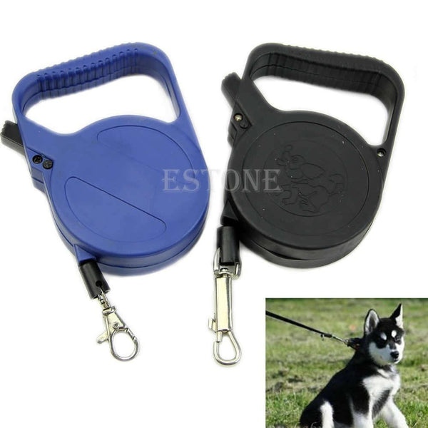Retractable Dog Leash for Pet Dog/Cat Puppy Automatic Retractable Traction Rope Walking Lead Leash-S127 New 3M