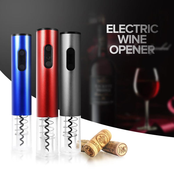Automatic Wine Bottle Opener Kit