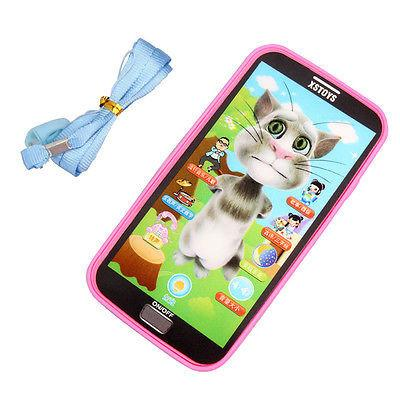 Baby Phone music simulator Educational Learning Toy Chinese Version