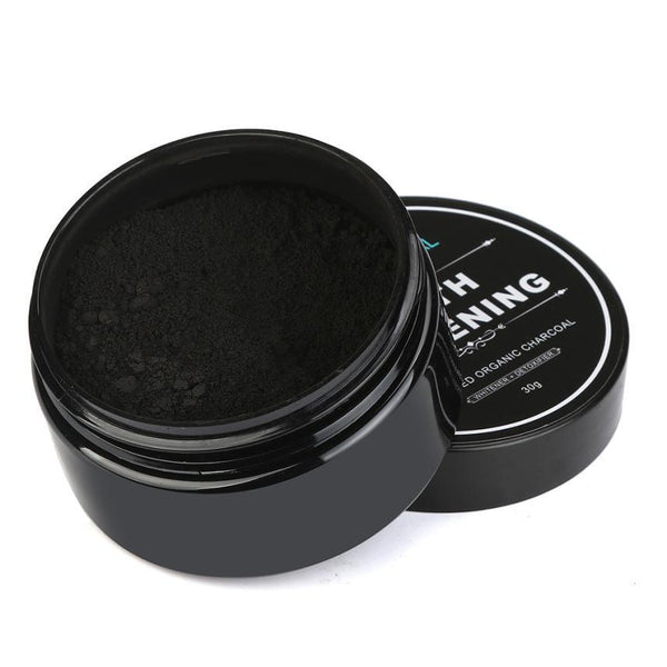 Teeth Whitening Powder Natural Organic Activated Charcoal Bamboo Toothpaste Unique Active Formula 2017