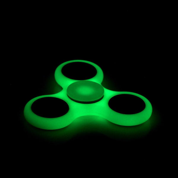 Glowing In The Dark Tri-Spinner Fidget Toy *FREE+Shipping DEAL*
