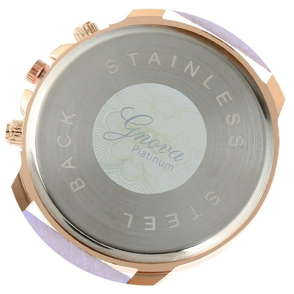 Platinum Watch for Women with Premium Quality