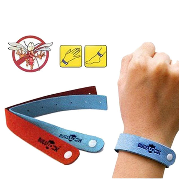 Anti Mosquito repellent bracelet Insect repellent Wristband for adult and baby outdoor