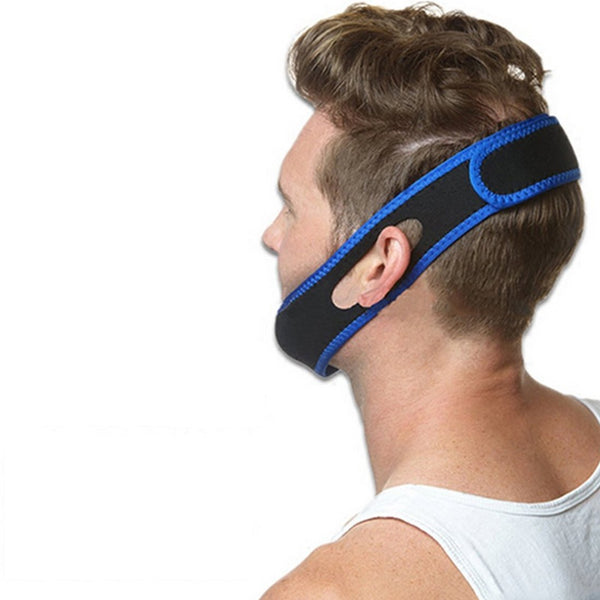 NoSnore - Anti-Snore Chin Strap   *FREE+Shipping Deal