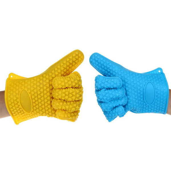 BBQ Oven Gloves | Best Versatile Heat Resistant Grill Gloves