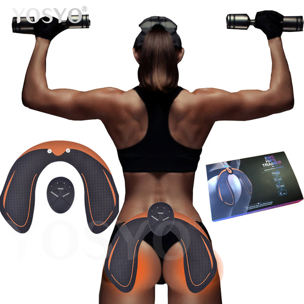 Ultimate Hips Trainer Muscle Stimulator
