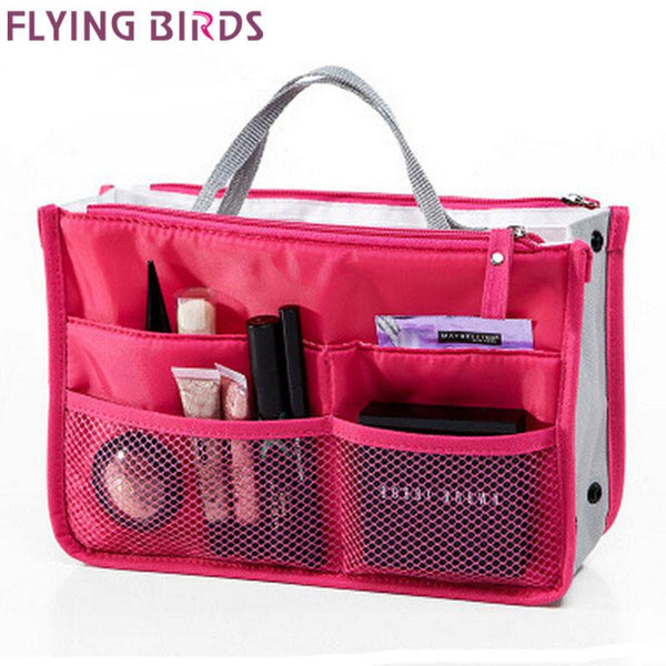 Multifunction Makeup Organizer Bag Women Cosmetic Bags toiletry kits FASHION Travel Bags