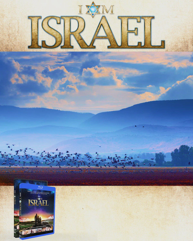 Load and play video in Gallery viewer, I AM ISRAEL Blu-ray
