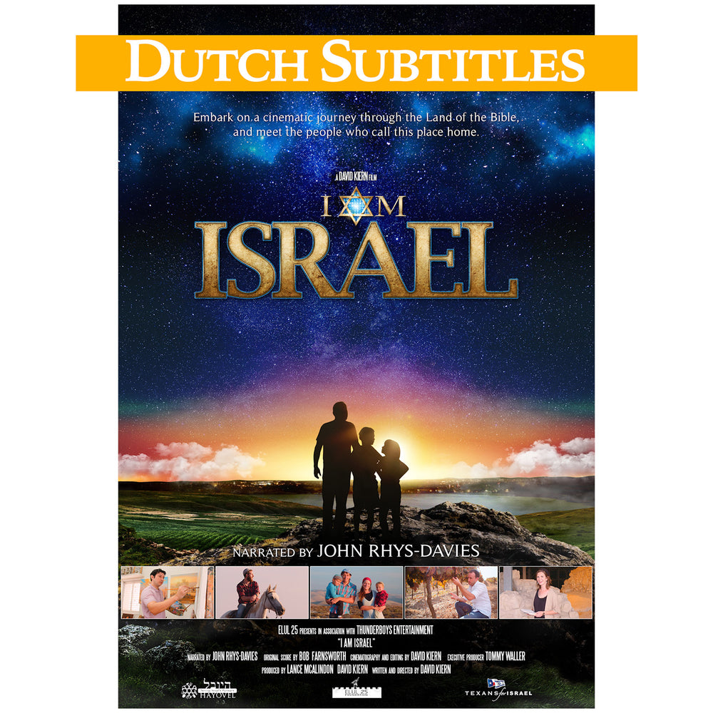 I AM ISRAEL Dutch Congregational Screener - Digital Download