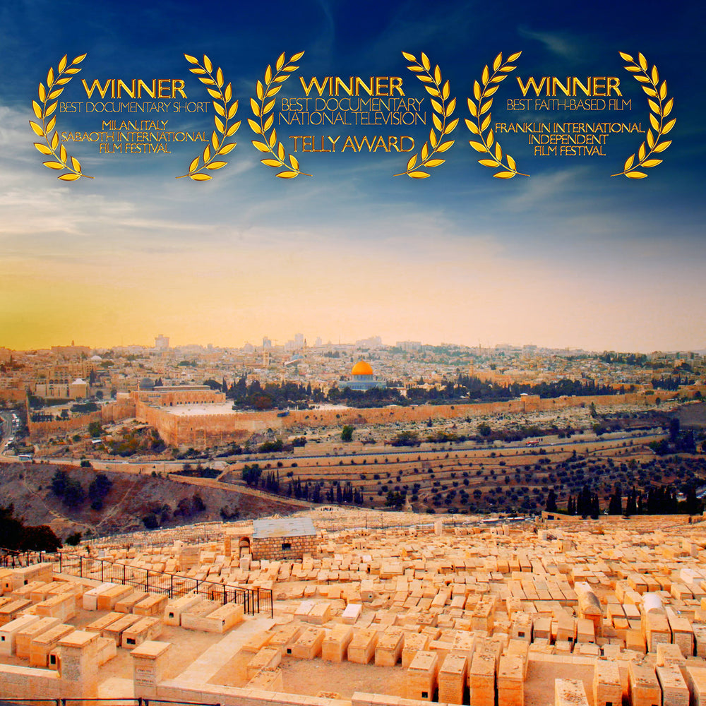 I AM ISRAEL Blu-ray 10-Pack Special Offer! 35% OFF