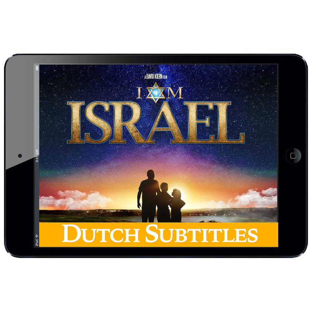 Load image into Gallery viewer, I AM ISRAEL Digital Download - Dutch Subtitles