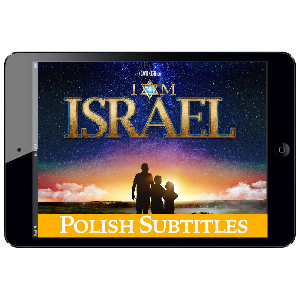 I AM ISRAEL Digital Download - Polish Subtitles