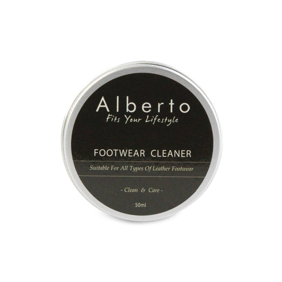 Alberto Clean and Care Footwear Cleaner